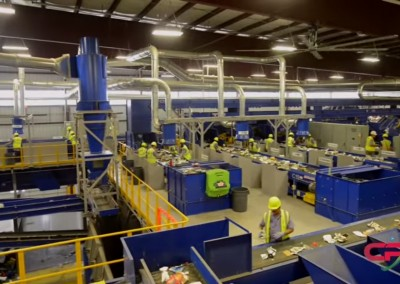 State-of-the-Art Texas 35TPH Recycling Facility