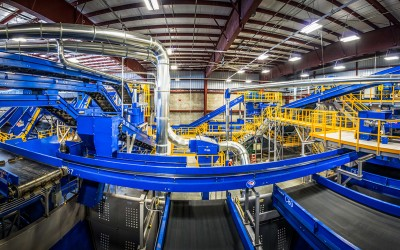 35 TPH Single Stream Facility