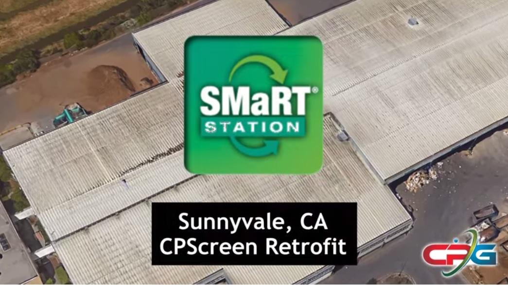 Sunnyvale, CA – MSW CPScreen Retrofit
