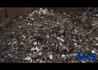Electronics Recycling Facility