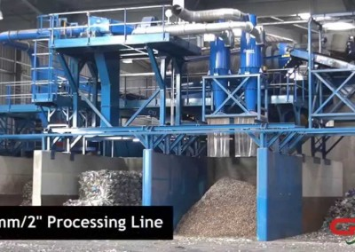 CP Group 35TPH MSW System Producing RDF