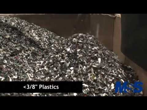 Electronic Waste (eWaste) Recycling Facility