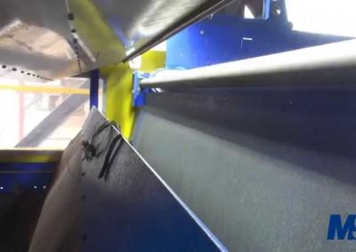 L-VIS Optical Sorter for Wires from ASR