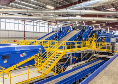 An in-depth look at CP Group's 70 TPH Las Vegas Facility