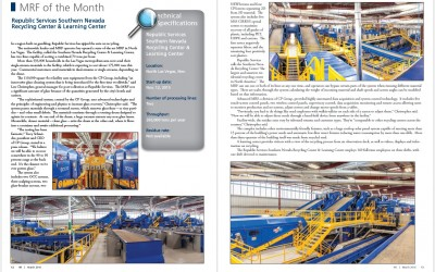 CP Group featured as MRF of the Month in Industry Publication