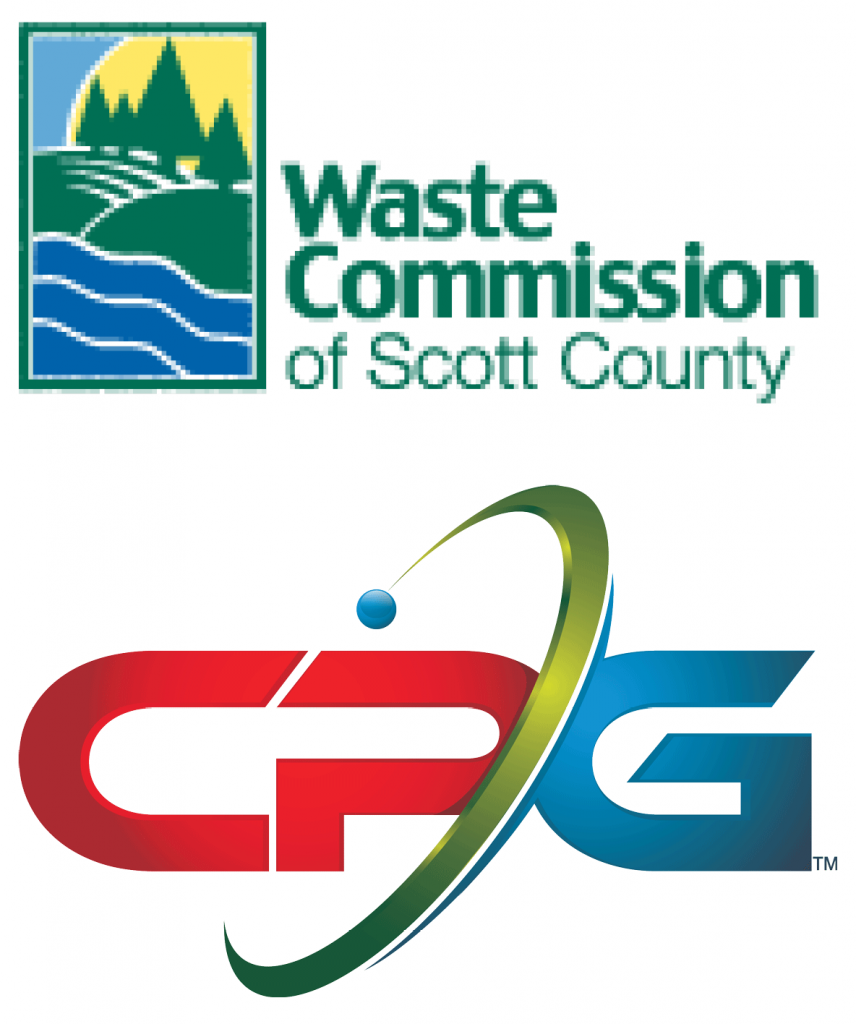 WCSC and CPG logos