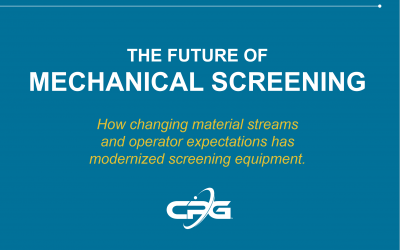 The Future of Mechanical Screening